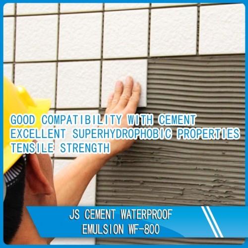 JS Cement Waterproof Emulsion WF-800
