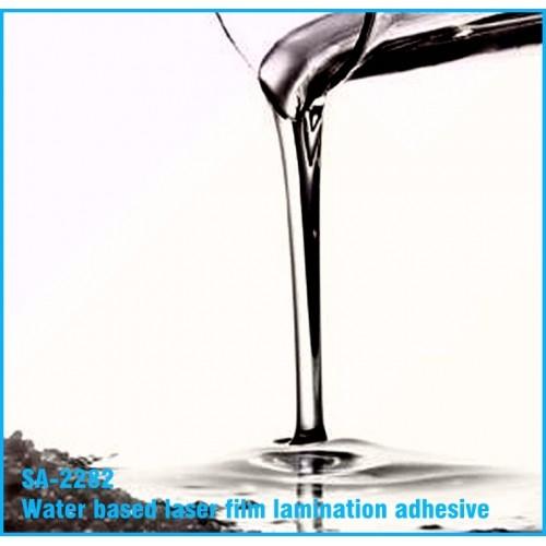 Water Based Laser Film Lamination Adhesive SA-2282