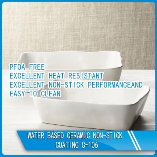 C-106 Water Based Ceramic Non-Stick Coating