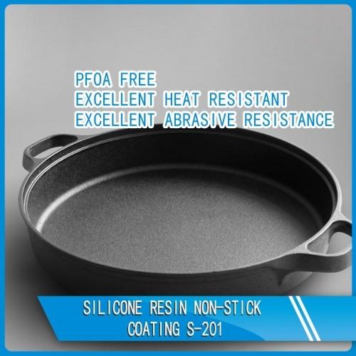 S-201 Silicone Resin Non-Stick Coating