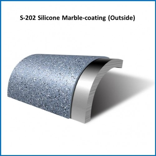 S-202 Silicone Marble-Coating