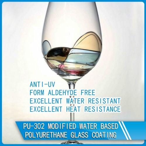 PU-302 Modified water based polyurethane glass coating
