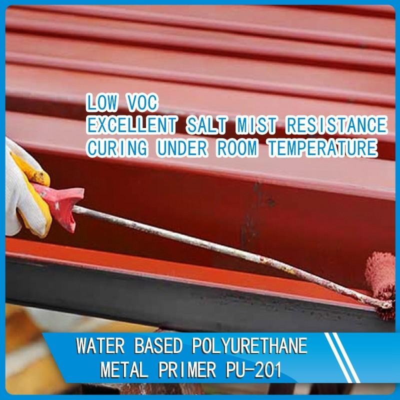 PU-201 Water based polyurethane metal primer