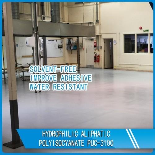 PUC-3100 Hydrophilic aliphatic polyisocyanate