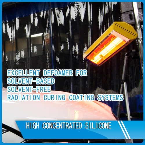 DF-126 Silicone antifoam agent/ defoamer for cement mortar