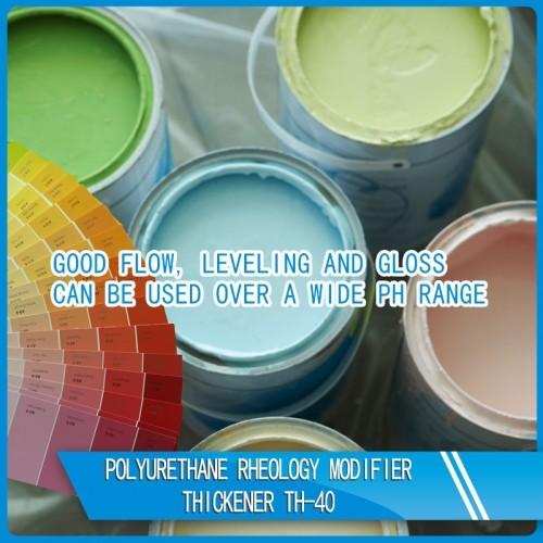 TH-40 Polyurethane Rheology Modifier Thickener