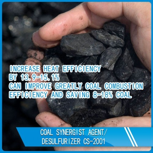 CS-2001 Coal synergist agent / desulfurizer