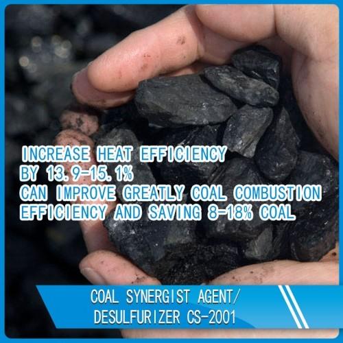 CS-2001 Coal synergist agent / desulfurizer