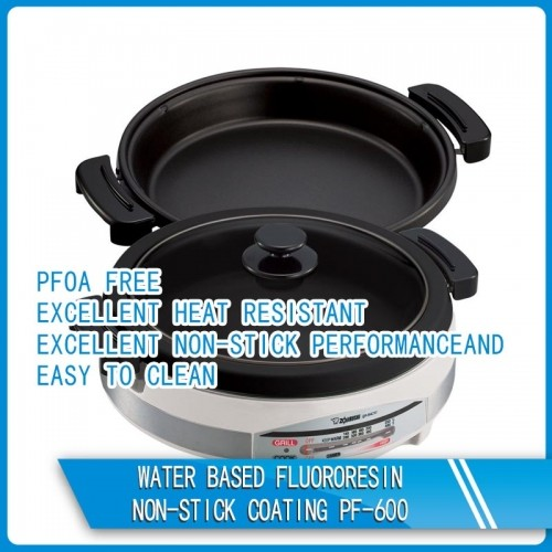 ptfe Coatings PF-600 Water based fluororesin non-stick coating