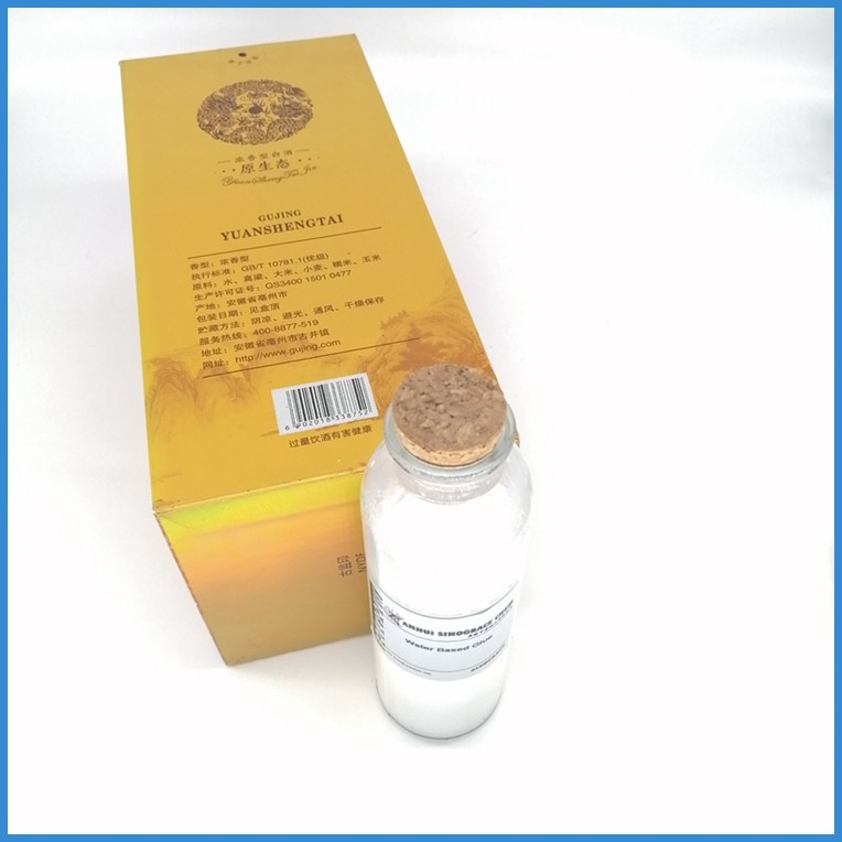 Waterborne UV printing transfer coating resin emulsion PU-8442