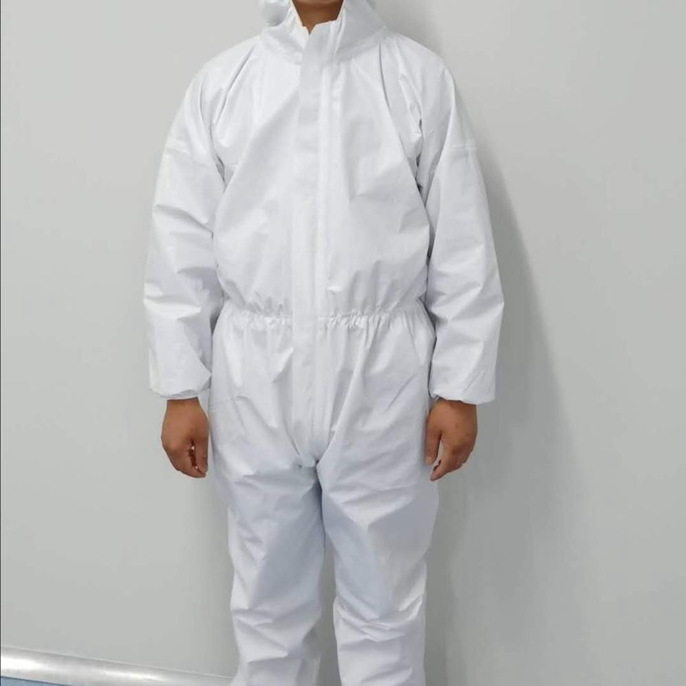 Workwear Clothing Medical Isolation Clothing Disposable Protective Suit