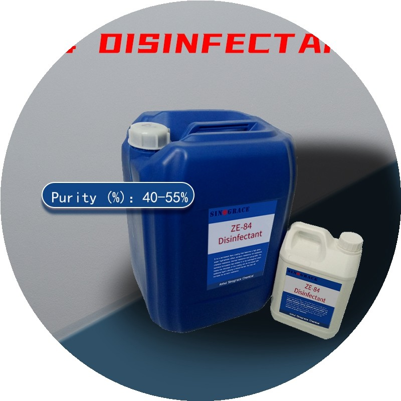 Sodium Hypochlorite NaclO used for disinfection and cleaning (ZE-84)