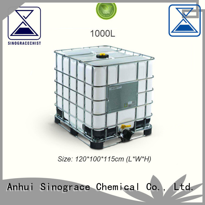 Sinograce Chemical best acrylic acid polymers brand for making