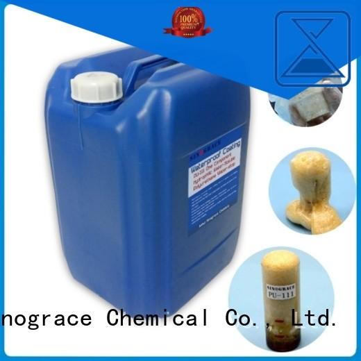 Sinograce Chemical best waterproof coatings brand for making
