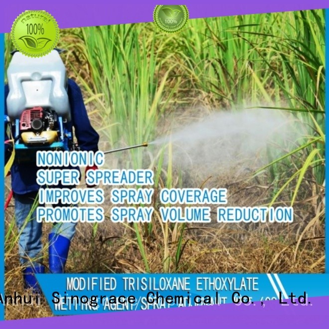 Sinograce Chemical natural natural wetting agent supplier for making