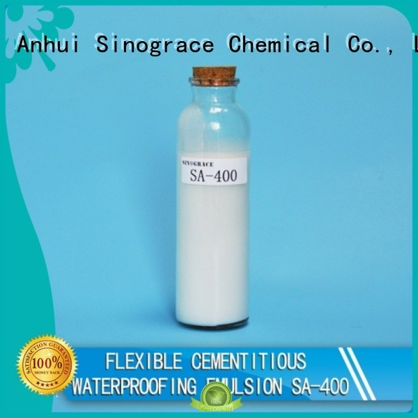 Sinograce Chemical eco-friendly hydrophilic polyurethane for sale for material