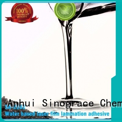 Sinograce Chemical glue for acrylic plastic supplier for making