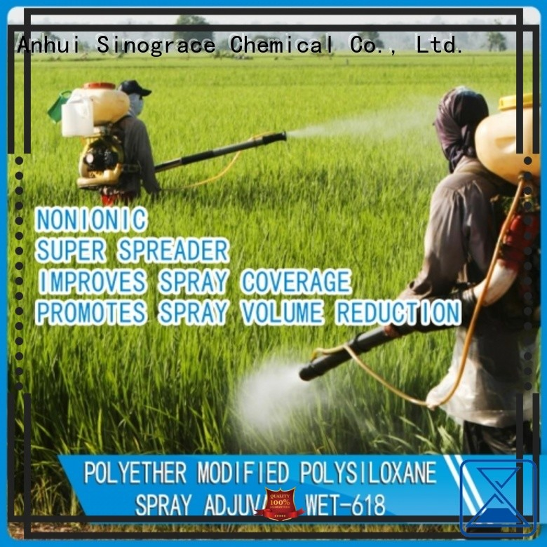 agricultural natural wetting agent supplier for lawns