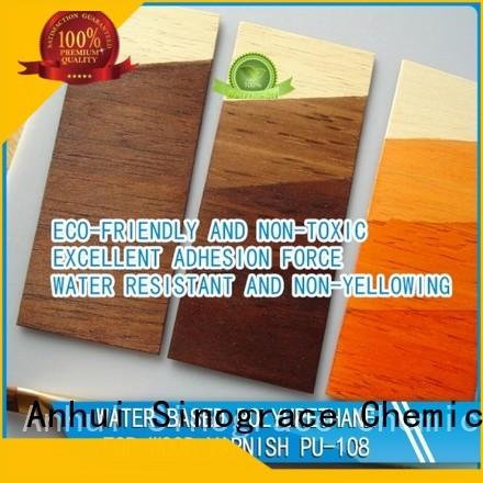 best water based polyurethane for floors manufacturer for furniture