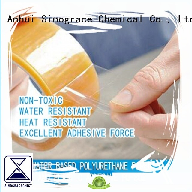non toxic water-borne adhesive glue for textile