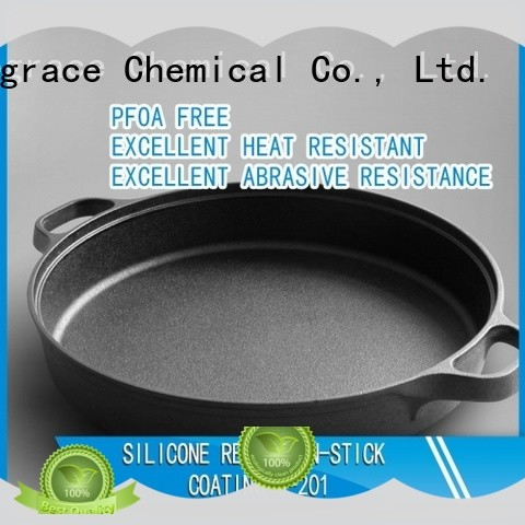 waterproof silicone coating for metal suppliers for cookware