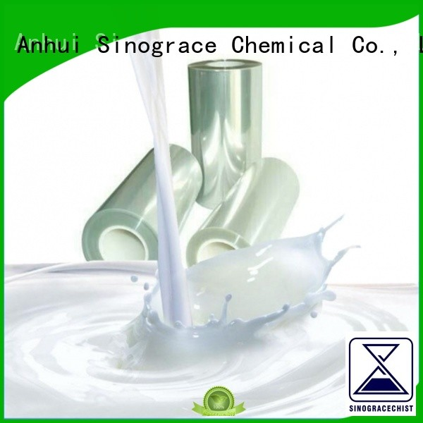 Sinograce Chemical water based primer for film brand for making