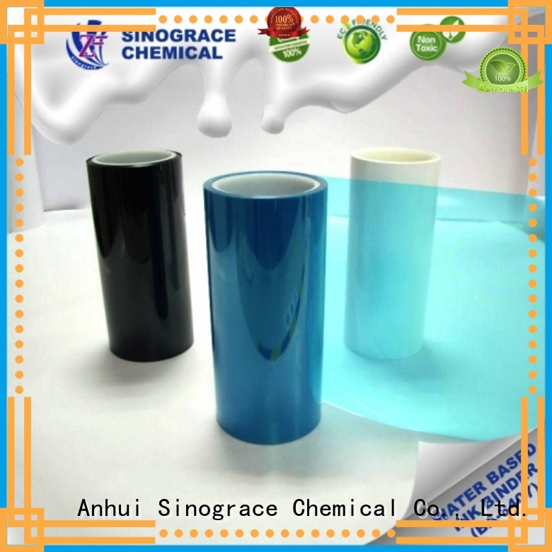 Sinograce Chemical non toxic water based adhesive remover supplier for chemical