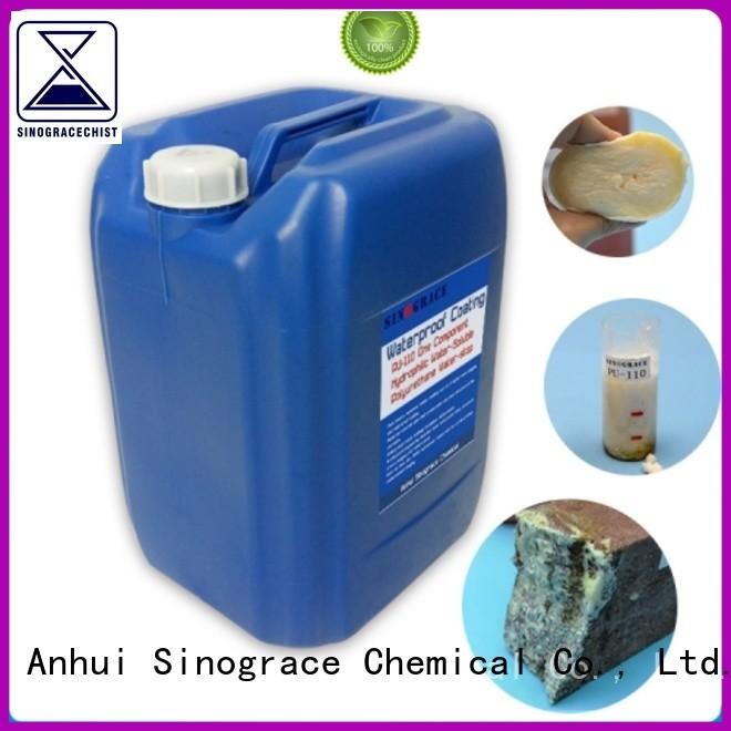 Sinograce Chemical waterproof coatings brand for making