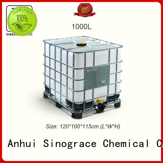 Sinograce Chemical non toxic fluorocarbon polymer brand for chemical