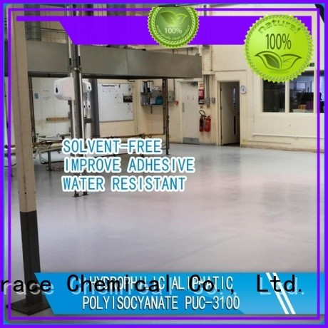 Sinograce Chemical blocked isocyanate chemistry for sale for material