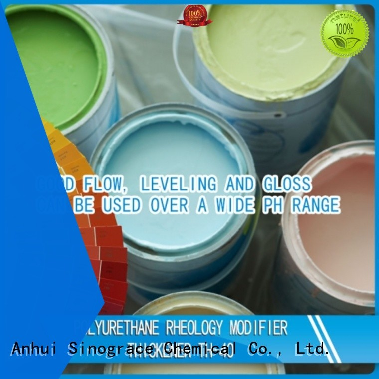 Sinograce Chemical best printing thickener for sale for chemical