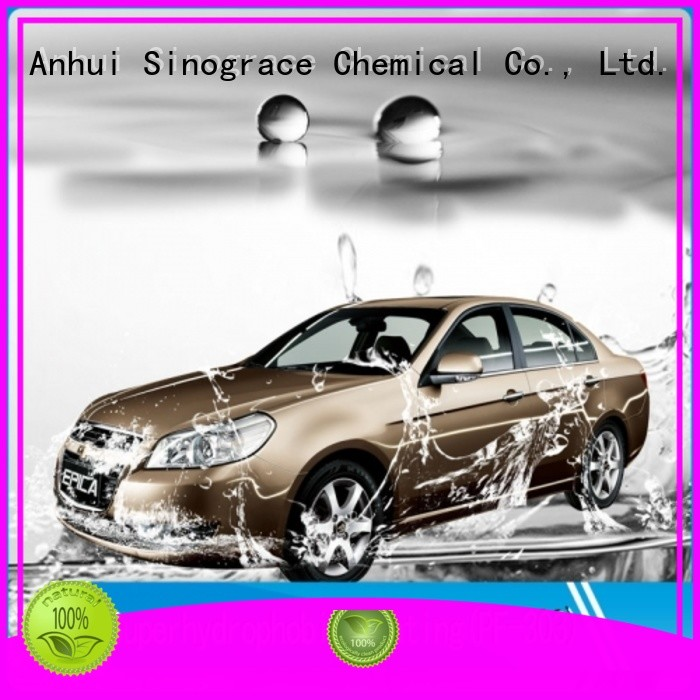 Sinograce Chemical automotive nano coating for sale for car
