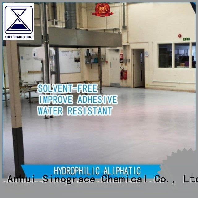 Sinograce Chemical eco-friendly blocked isocyanate crosslinker supplier for making