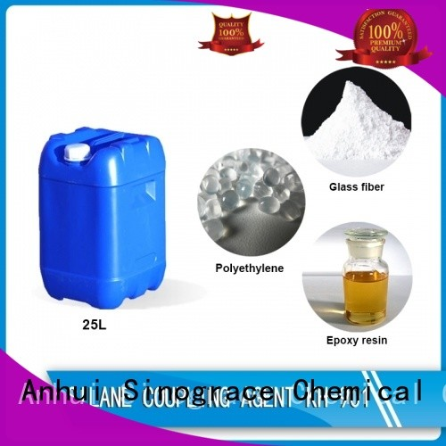 Sinograce Chemical epoxy coupling agents in polymers supplier for pvc
