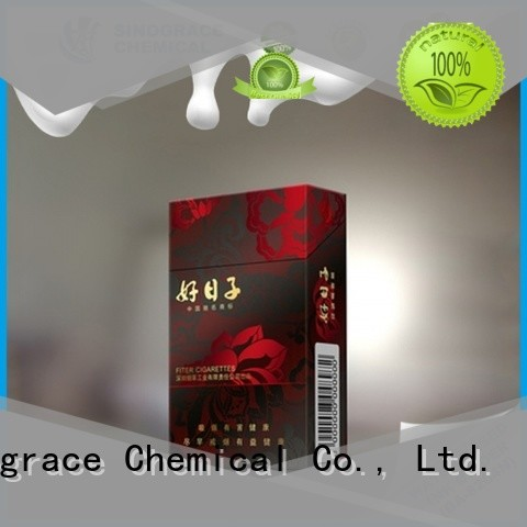 Sinograce Chemical water based white paint for sale for carpet