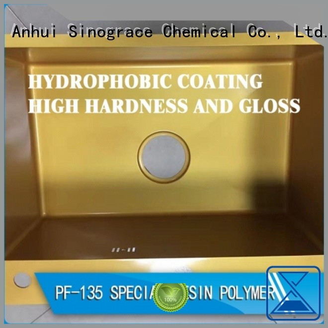 Sinograce Chemical acrylic Industrial coatings for sale for making