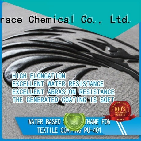 Sinograce Chemical Textile-Leather coating supplier for glue