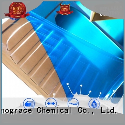 Sinograce Chemical exterior water based pu paint manufacturer for carpet
