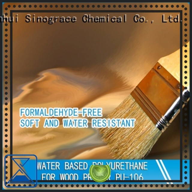 eco-friendly water based polyurethane for wood floors manufacturer for furniture