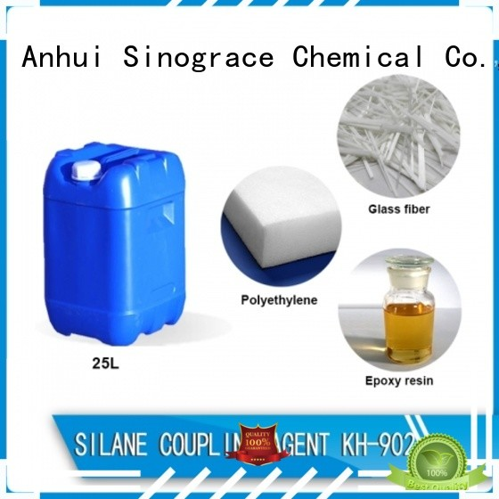 Sinograce Chemical epoxy silane coupling agent for sale for chemical