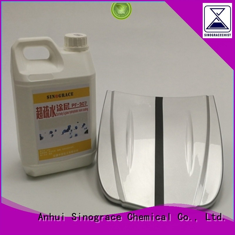 hydrophobicnano glass coating brand for protection