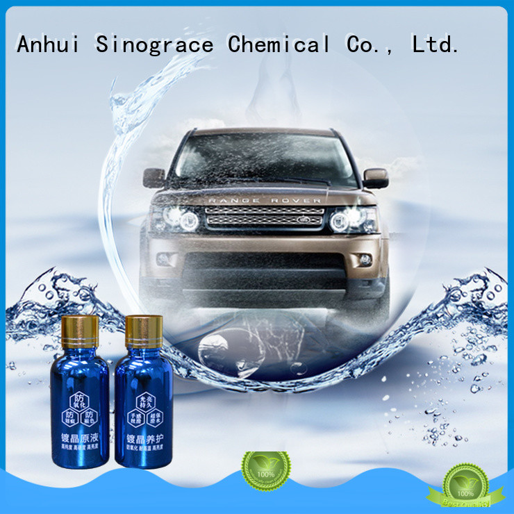 Sinograce Chemical best automotive nano coating for sale for car