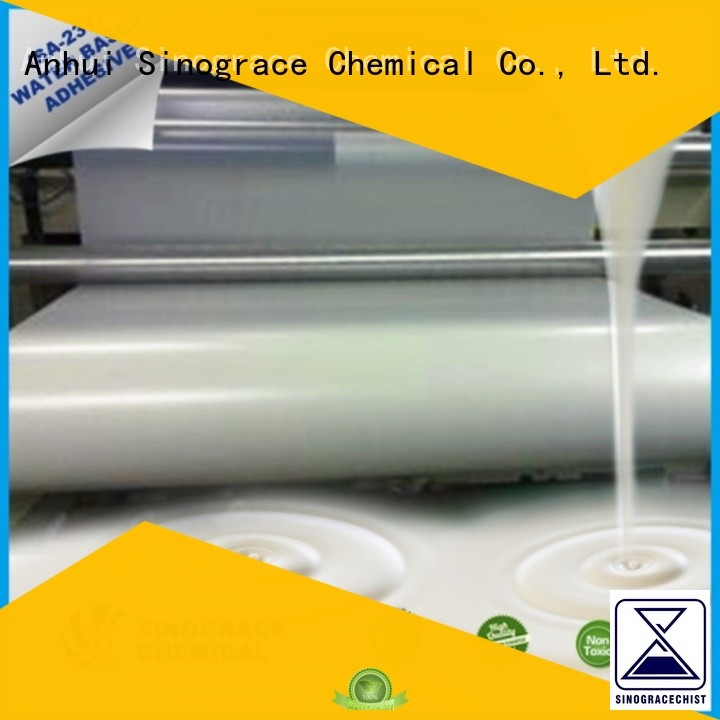 Sinograce Chemical good water based primer supplier for chemical