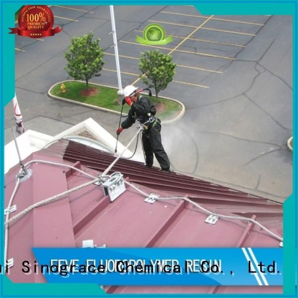 Sinograce Chemical best fluoropolymer resin brand for car