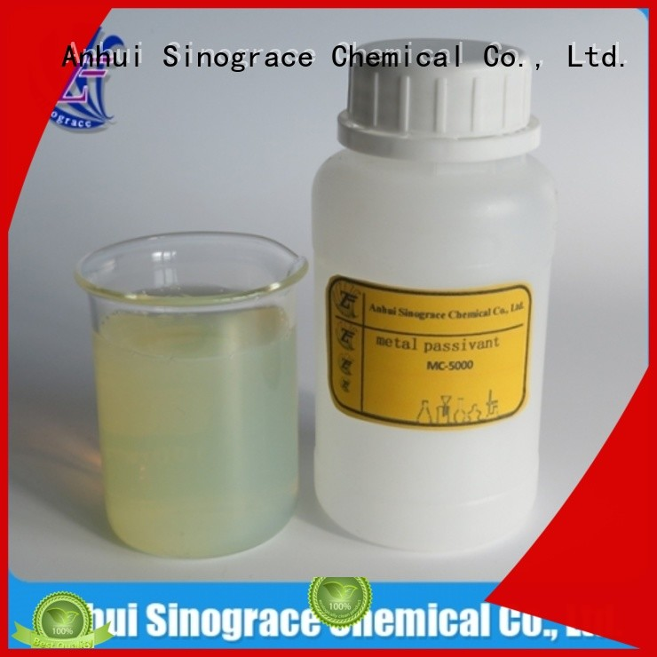Sinograce Chemical best rust removal products supplier for car