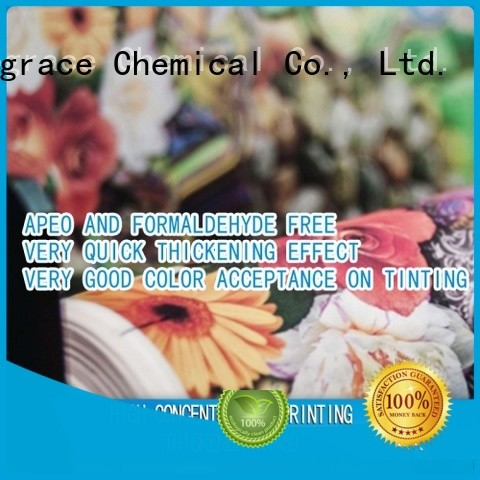 Sinograce Chemical printing thickener brand for chemical