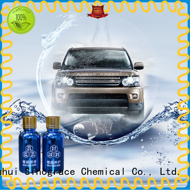 Sinograce Chemical best auto nano coating supplier for auto