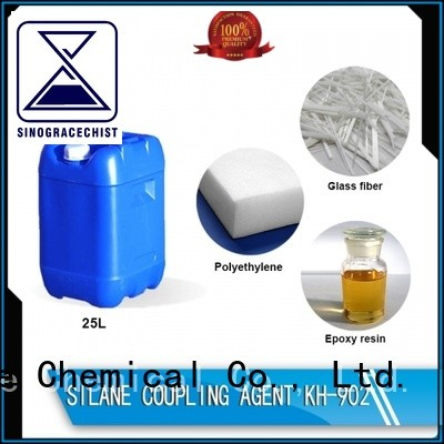 Sinograce Chemical silane bonding agent for sale for chemical