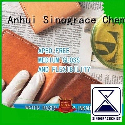 Sinograce Chemical best acrylic acid polymers supplier for material