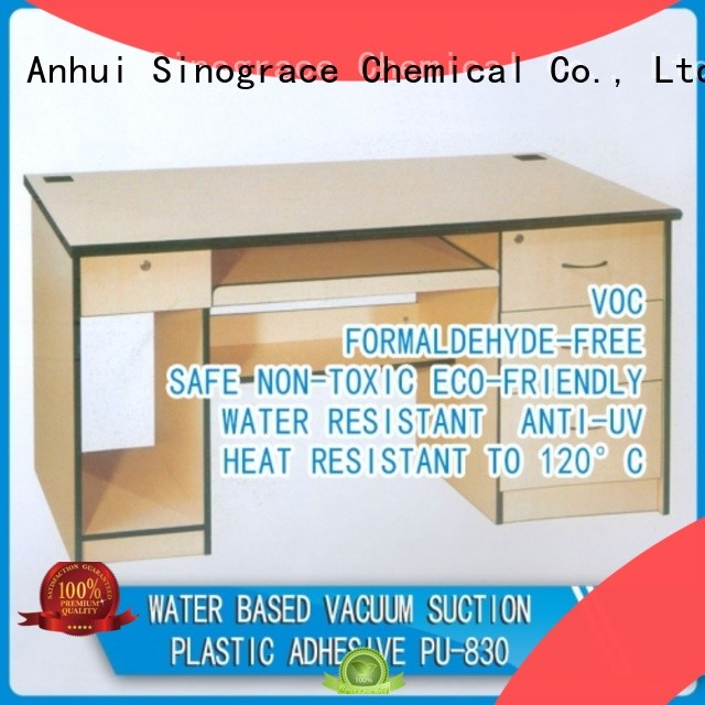 non toxic water-borne adhesive glue for wood